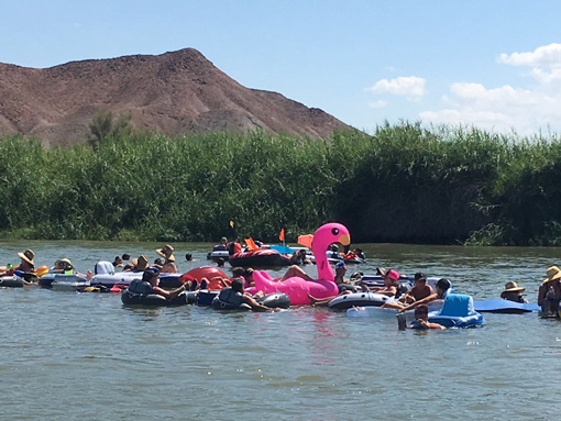 Colorado River Float Down