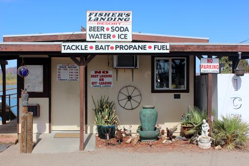 Fisher's Landing Bait Shop