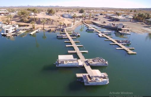 Fisher's Landing Dock Rentals