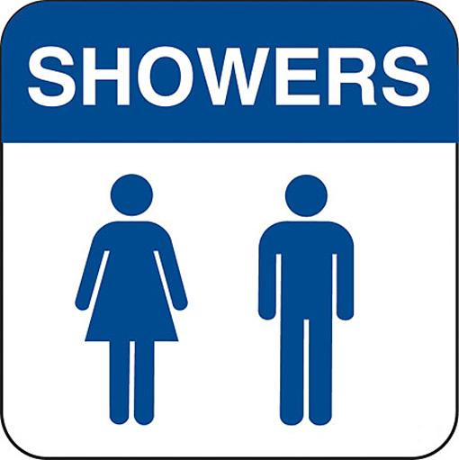 Showers / Restrooms