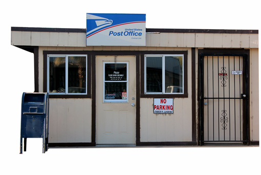 Fisher's Landing Post Office